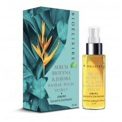 Bioelixire Serum Biotyna + Jojoba 50ml