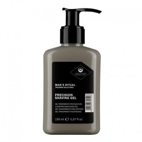 Dear Beard Man's Ritual Precision Shaving Gel Żel do golenia precyzyjnego 150 ml