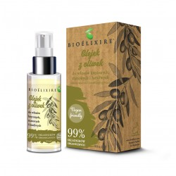 Bioelixire Organic Olejek z Oliwek 50ml