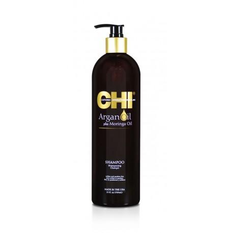 CHI Argan Oil Szampon intensywnie nawilżający 739ml