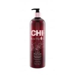 CHI Rose Hip Oil Szampon do włosów farbowanych 739 ml