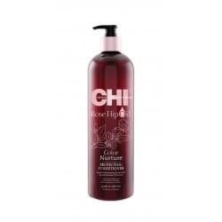 Odżywka do włosów farbowanych CHI Rose Hip Oil 739 ml