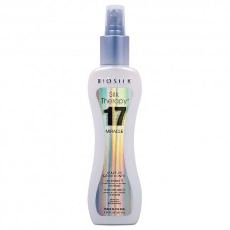 Biosilk Silk Therapy Miracle 17 Odżywka bez spłukiwania 167 ml