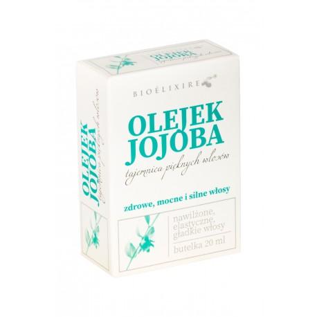 Bioelixire Olejek Jojoba - serum do włosów 20ml