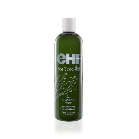 CHI Tea Tree Oil Szampon oczyszczający do wrażliwej skóry głowy 355 ml