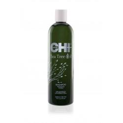 CHI Tea Tree Oil Szampon oczyszczający do wrażliwej skóry głowy 739 ml