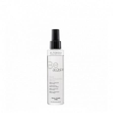 Alter Ego Pure Illuminating Spray | Spray rozświetlający do blondu 150ml