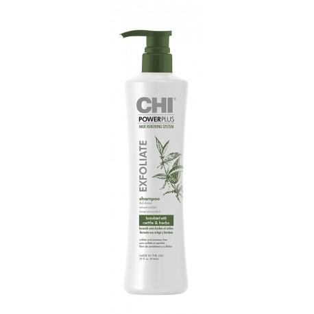 CHI Power Plus Exfoliate Szampon oczyszczający 946ml