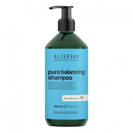 Alter Ego Scalp Ritual - Szampon oczyszczający i przywracający równowagę skóry głowy 950 ml