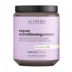 Alter Ego Repair Conditioning Cream Krem odbudowujący do włosów zniszczonych 1000 ml