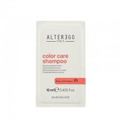 Alter Ego Color care Saszetka Szampon do mycia i ochrony włosów farbowanych 12 ml