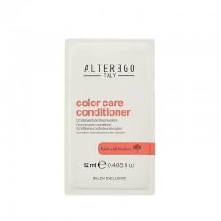 Alter Ego Color care Saszetka Lekka odżywka do włosów farbowanych i rozjaśnianych 12 ml