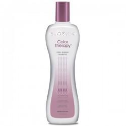 Biosilk Color Therapy Cool Blonde Szampon do włosów blond 207ml