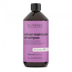 Alter Ego Silver Maintain Szampon przeciw żółtym tonom 300ml
