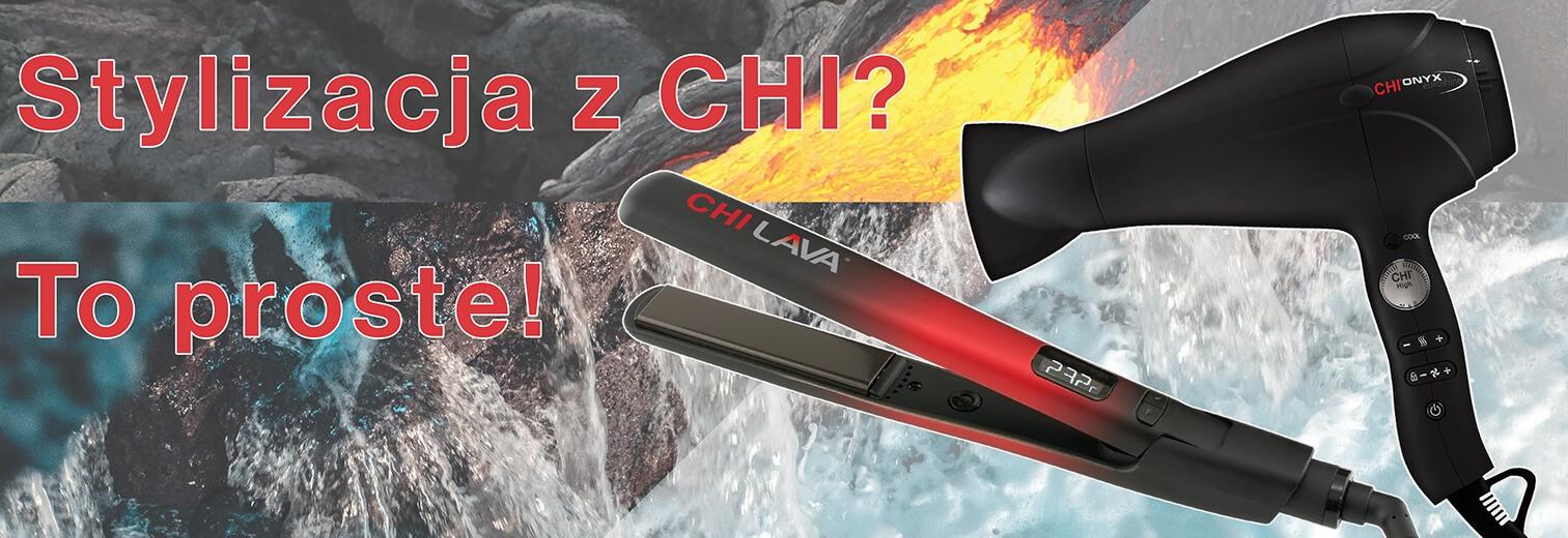 Profesjonalne narzędzia CHI na wyciągnięcie ręki!